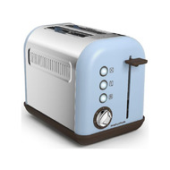 MORPHY RICHARDS Toaster Bleu Azur - Accents Pop - M222003EE