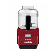 Robot multifonction Magimix Micro rouge